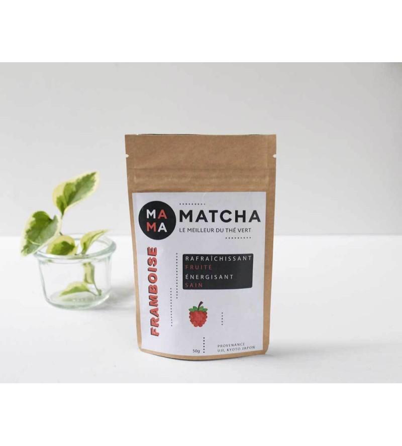 Matcha Framboise bio 50g