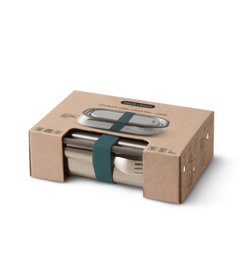 lunch box inox 1 litre océan