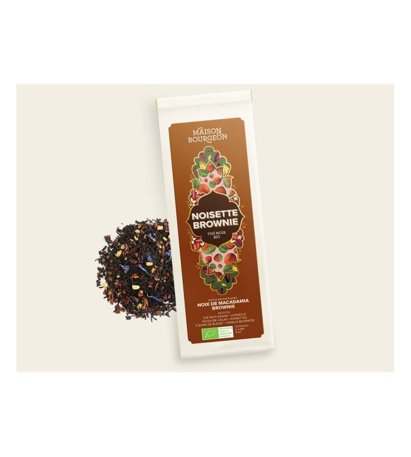 Noisette brownie Bio